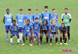 Equipe Sub 15